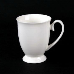 Fine porcelain royal mug