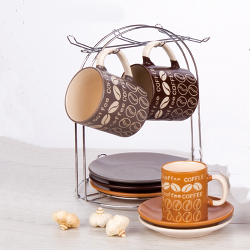 180cc coffee cup&saucer